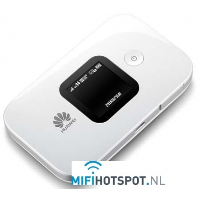 Huawei E5577s LTE MiFi Router 150 MBps met powerbank