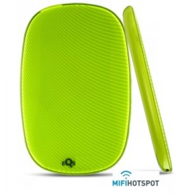 Power bank 3000 mAh mobiele lader Groen