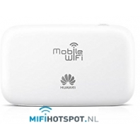 Huawei E5577c 4G-LTE MiFi Router 150 Mbps met USB Lader