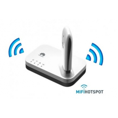 Huawei AF23 Router voor 3G/LTE USB Modems Open Box