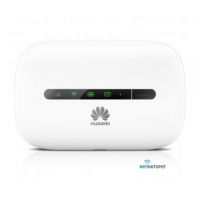Huawei E5330 3G MiFi Router 21 MBps Wit